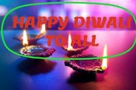 Diwali Плакат template