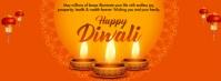 Diwali Couverture Facebook template