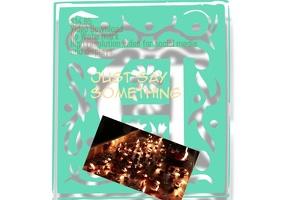 diwali Cartolina template