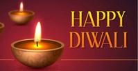 diwali Facebook Ad template