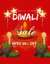 Diwali Iflaya (Incwadi ye-US) template