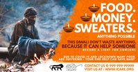 Diwali Donation in Covid-19 Template Image partagée Facebook
