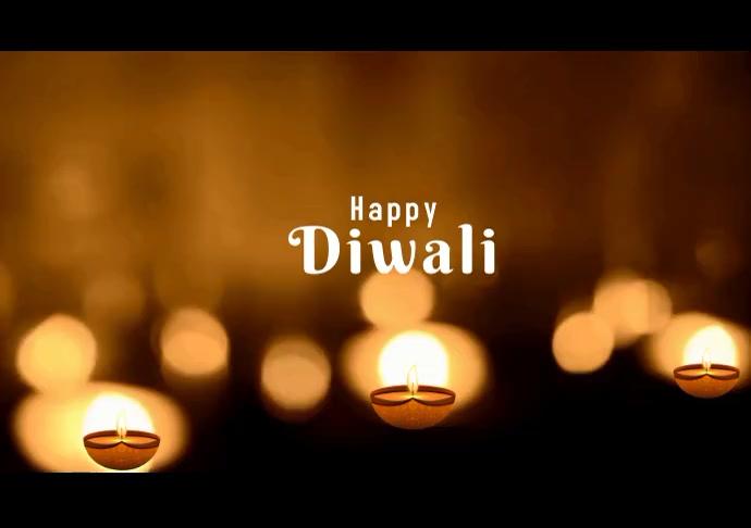 Diwali festival 2ii A3 template