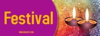 Diwali Festival Facebook-Cover template