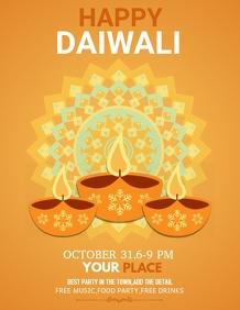 Diwali flyer ,event flyer,party flyers