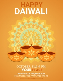 Diwali flyer ,event flyer,party flyers