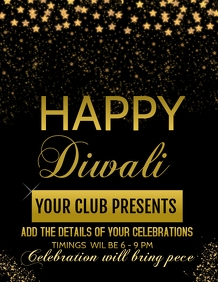 Diwali flyers,event flyers
