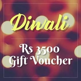 Diwali Gift Voucher
