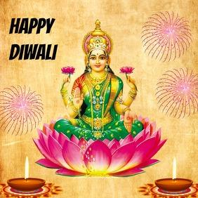 Diwali god