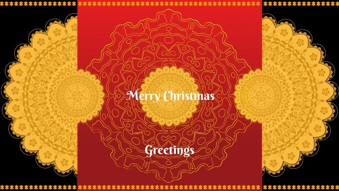 Diwali Greetings poster template