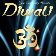 Diwali Instagram Post
