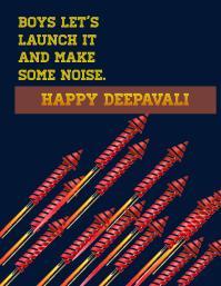 diwali poster