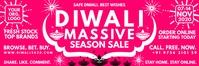 Diwali Sale Banner 2020 Template