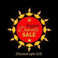 Diwali sale1 Iphosti le-Instagram template