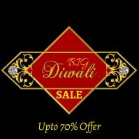 Diwali sale2 Iphosti le-Instagram template