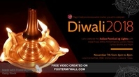 Diwali University Event Invitation Video Sample