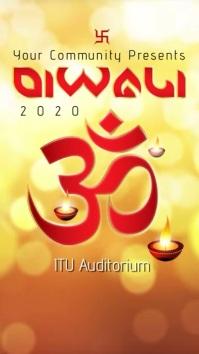 Diwali Video Template