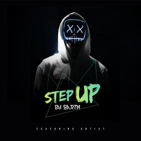 DJ Album Cover