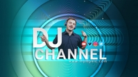 DJ CHANNEL Youtube Art template
