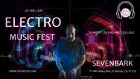 Youtube DJ & music banners template