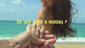 do you need a holiday