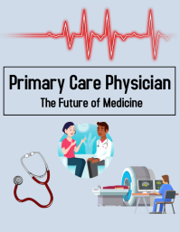 Doctor Cover Pamflet (VSA Brief) template