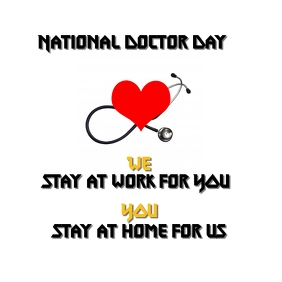 Doctor-day-special Instagram Post template