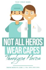 Doctor Heros Poster