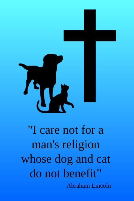 Dog and Cat Religion