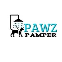 Dog Grooming Logo template