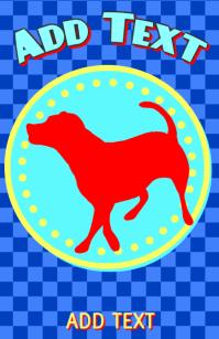 dog in a retriever style labrador