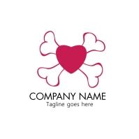 Dog Lover Logo Design template