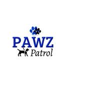 Dog Paws Logo template
