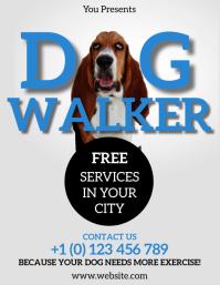 dog walker walking services