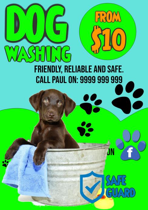 Dog Washing