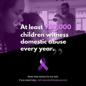 Domestic Abuse Statistics Video