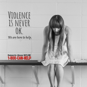 Domestic Abuse Violence Help Line Instagram