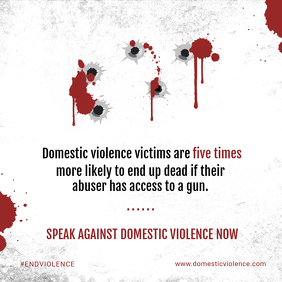 Domestic Violence Quote Image