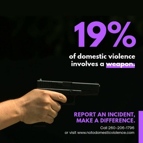 Domestic Violence Statistics Video