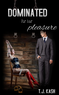 Dominated for her pleasure Kindle/Book Covers template