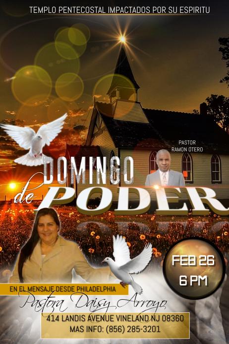 DOMINGO DE PODER