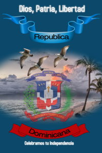 Dominican Republic/independence day/caribe
