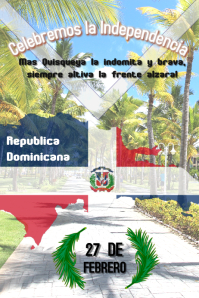 Dominican Republic Independence Day/Hispanic