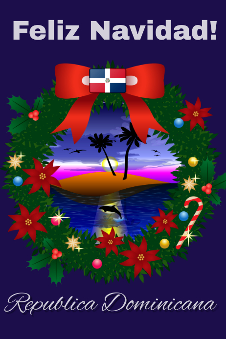 Dominican Republic/navidad/christmas/hispanic