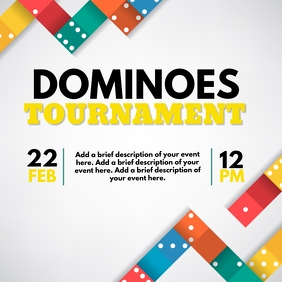 Dominoes Tournament
