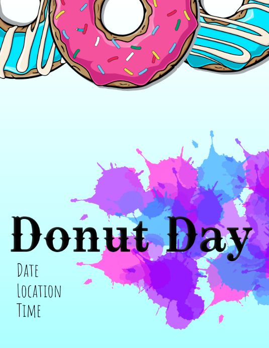 Donut Day