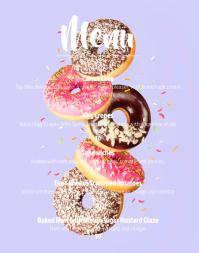 Donut Iphosta/Ibhodi lasebondeni template