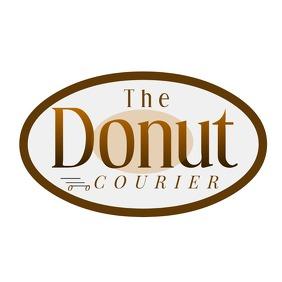 Donut Logo Логотип template