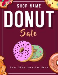 Donuts Shop Sale