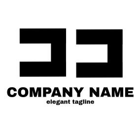 Double C elegant logo